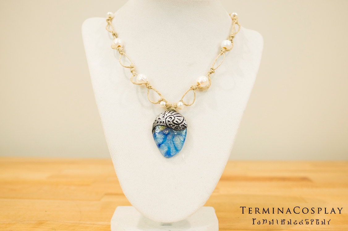 Freshwater Pearl Moana Necklace Deluxe Version