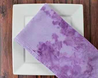 Decorative Kitchen Towel, Hand Dyed Kitchen Towel, Kitchen Towel, Mother's Day, Flour Sack Towel, Hand Dyed Towel, Tea Towel, Cotton Towel