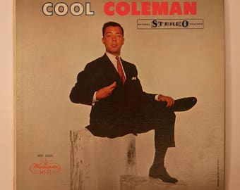 COOL COLEMAN - Jazz Piano Trio LP