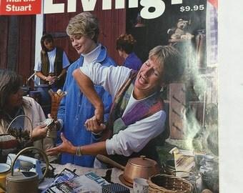 """Martha Stewart Parody-magazine """"Is Martha Stewart Living?"""""""