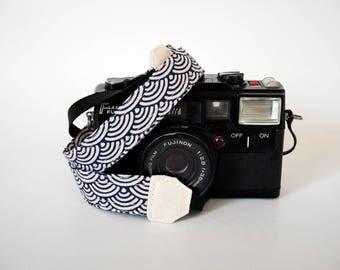 Skinny camera strap,  1'' wide, Mirrorless camera strap, SLR DSLR camera strap,ideal for light weight camera