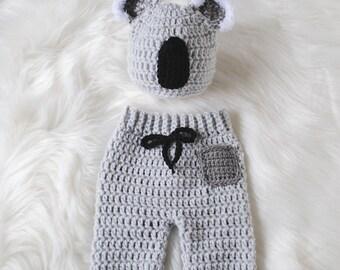 Baby Bear Hat, Koala Baby Hat, Koala Baby Costume, Baby Bear Costume, Baby Halloween Costume, Newborn Bear Costume, Newborn Halloween Outfit