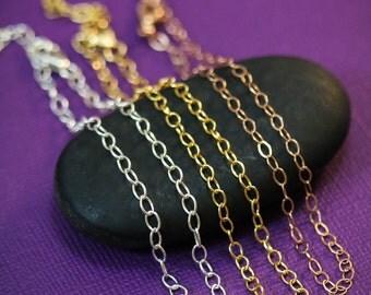 SALE • Bracelet Chain • Charm Bracelet Extender Chain •Gold •Rose Gold Chain •Silver Bracelet Adjustable Chain •Link Bracelet Delicate Chain