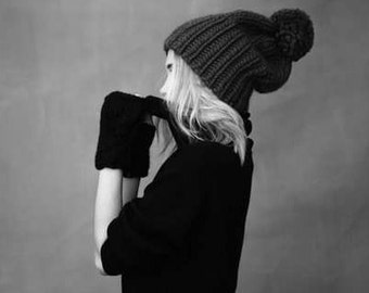 THE KENDALL BEANIE - Pattern