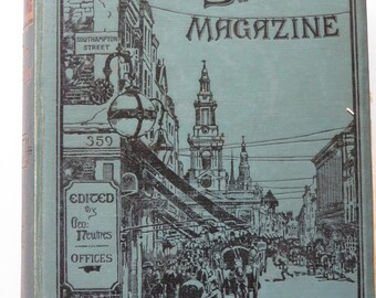 The Strand Magazine George Newnes 1895 Illustrated