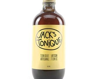 1 x 500 ml - Jack's tonic