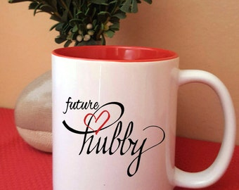 Future Hubby Coffee Mug - Groom to Be