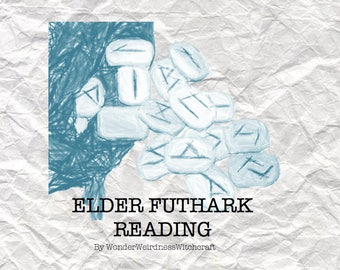 Elder Furthark Rune Reading