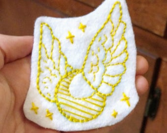 Golden Snitch Patch
