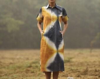WINTER KALEIDOSCOPE DRESS