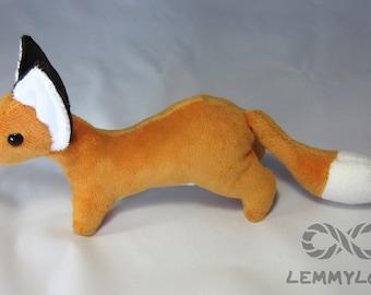 Orange Ferret-Fox