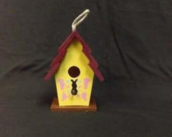 Birdhouse - Butterfly