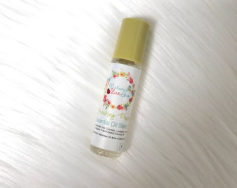 Growing Pains Essential Oil, Aromatherapy, Growth Spurt Blend, Kids Oil Blend, Growing Pain Relief, Aches Oil Blend, Holistic Oils
