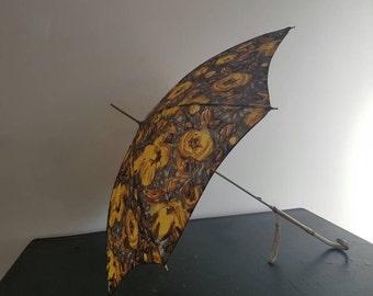 Mid Century Stylish Parasol/ Umbrella