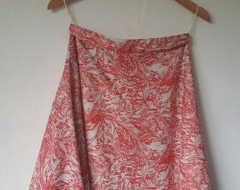 Original vintage skirt years 70's