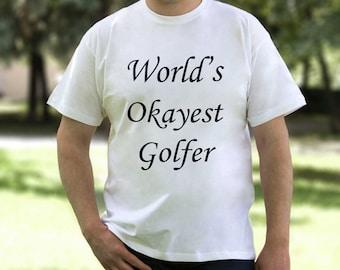 Golf Gifts for Men Golfer Shirts Mens Tshirts Gifts For Golfer Golfing Shirt Mens T Shirt Golf Gifts For Men Fathers Gift Golf Shirt PA1024