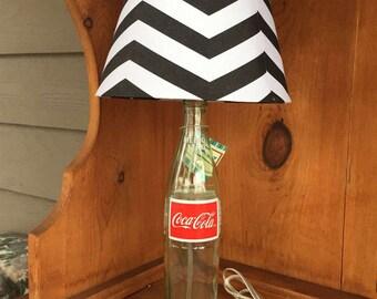 Coca-Cola Bottle Lamp