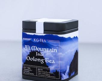 Ali Mountain Jade Oolong Tea / Taiwanese artisan oolong tea