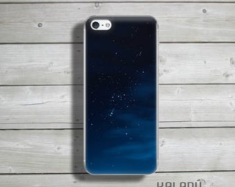 Case For iPhone 5 Case rubber for iPhone se Case for iPhone 5s Case for iPhone 5c Orion Constellation Case for Samsung S8