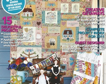 Australian Homespun Magazine Past Issue - Number 104 - Volume 13 Number 1 - The Family Time Issue