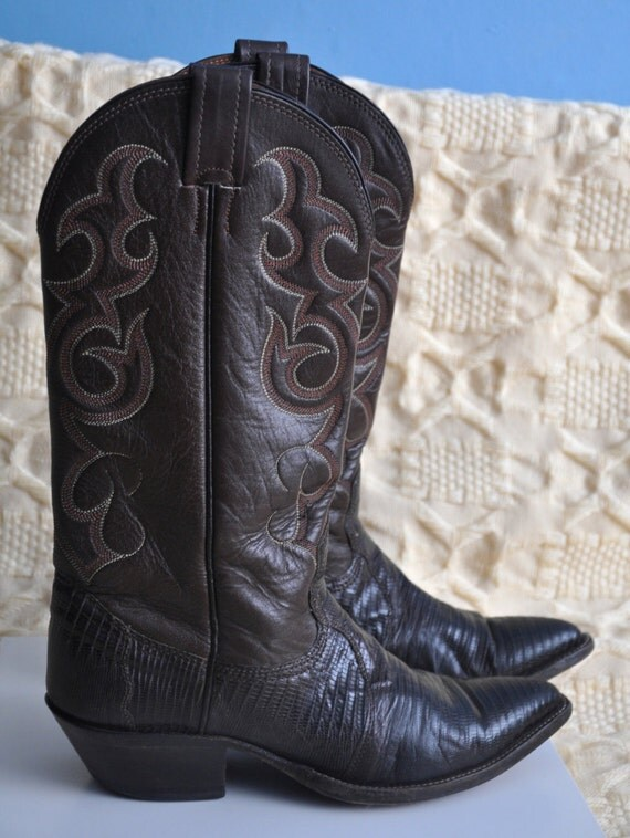 Luxury Womens Corral Peace Heart Angel Wings Western Vintage Cowboy Boots Size 8.5 M | EBay