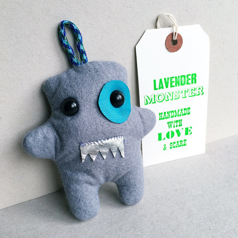 Lavender monster