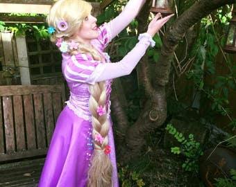 Rapunzel Inspired Wig