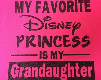 Grandparent's Disney Shirt
