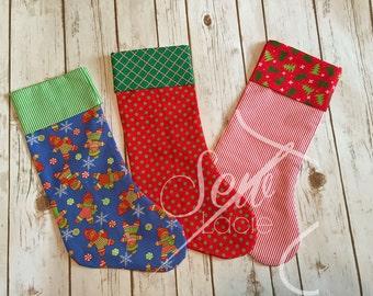 Custom Stockings for you!