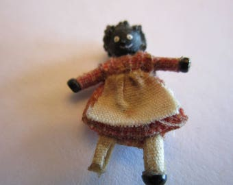 Dolls Doll for 1/12th scale dollhouse