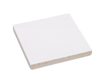 """4-1/4"""" x 4-1/4"""" x 1/2"""" High-Heat Resistant Board Welding Casting Soldering Jewelry Gold Precious Metal Casting Work Surface - SOL-410.05"""