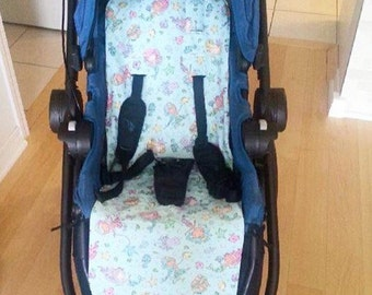 Items Similar To Baby Jogger City Select Stroller Liners This Is For A Set Of Two Liners On Etsy