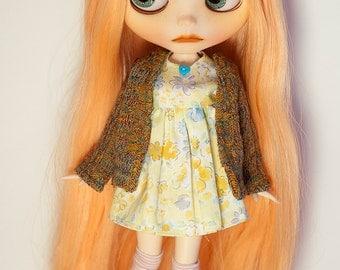Blythe Yellow Dreams dress