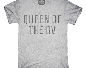 Queen Of The Rv T-Shirt, Hoodie, Tank Top, Gifts