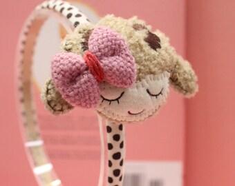 Happy Lamb Headband