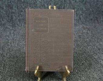 The Virginian By Owen Wister Macmillan Pocket Classics C. 1933