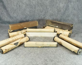 Player Piano Rolls Set Of 13 C. 1910'S-20