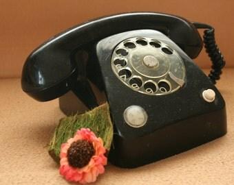 Rotary telephone, Rotary Phone, Vintage Phone, Retro telephone, Retro phone, Vintage rotary Phone, Old Phone, dial Phone, Old Rotary Phone