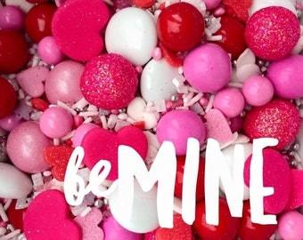 Be Mine Sprinkle Mix, Sprinkle Medley, Australia