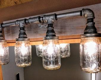 Industrial Design Light Fixture