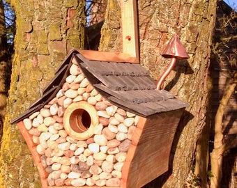 Quirky Birdhouse