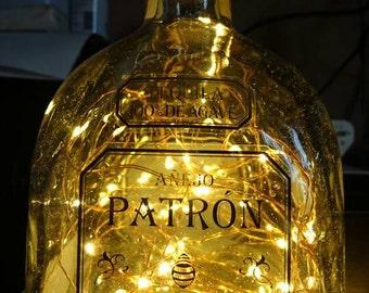 Parton Tequila Lamp