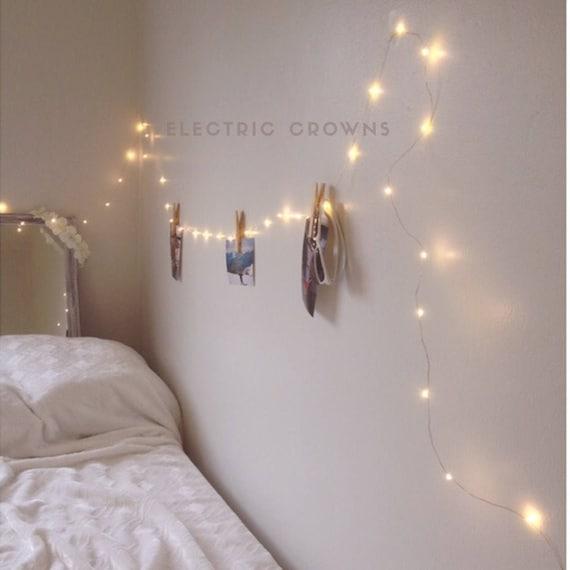 Bedroom Decor String Lights gift for her boho decor string lights for bedroom wall
