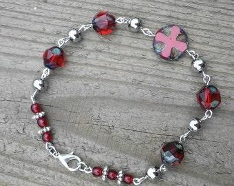 Dainty Bracelet, Delicate Bracelet, Simple Bracelet, Boho, Bohemian, bead bracelet, boho bracelets, bracelets, jewelry, beaded bracelet