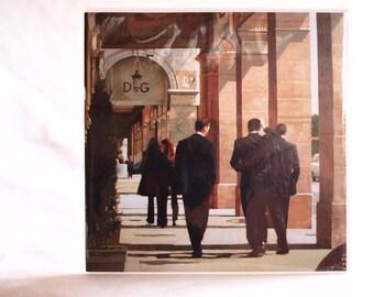 Rue de Rivoli General Card