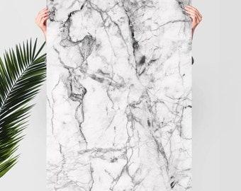 90cmx60cm Bold Marble Background Flat Lay Product Photography Floordrop Backdrop Vinyl