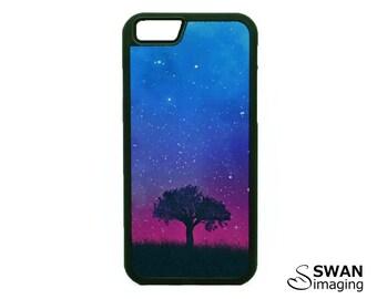 Tree Design Phone Case ~ TPU Case ~ iPhone 5/5S, SE, 6/6S, 6/6S Plus, iPhone 7, 7 Plus ~ Samsung Galaxy S8, S8 Plus, S6, S7, S7 Edge, S5