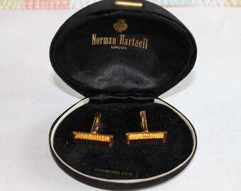 Vintage 'Norman Hartnell' Cufflinks