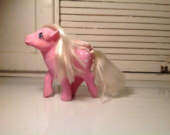 Vintage my little pony Lichety Split 1984