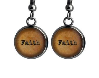 Faith Earrings